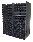 The Ultimate Pen Storage Rack Pack of 14 (Holds 168 Pens!) Black