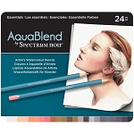 Spectrum Noir AquaBlend Watercolor Pencils - Essential