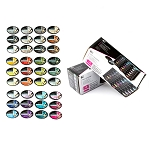 Spectrum Noir Dye Ink Pad Harmony Bundle Deal - 36 Pads + Storage Racks - 40% off!