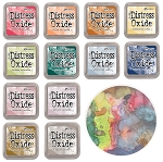 Tim Holtz Distress Oxide Ink Set #5 12 Pad Bundle October '18 Release