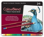 NEW! Spectrum Noir ColourBlend Pencils - Naturals 24pc
