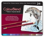 NEW! Spectrum Noir ColourBlend Pencils - Shade & Tone 24pc