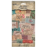 Ticket Book Idea-ology Tim Holtz