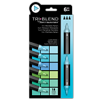 NEW TriBlend 3-in-1 Marker 6 Coastal Blends
