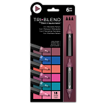 NEW TriBlend 3-in-1 Marker 6 Jewel Shades