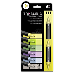 NEW TriBlend 3-in-1 Marker 6 Natural Blends