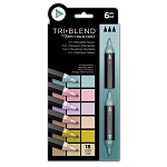 NEW TriBlend 3-in-1 Marker 6 Vintage Blends