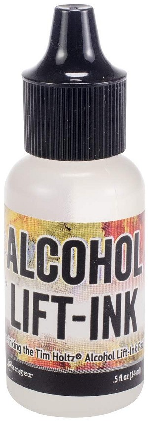 Alcohol Lift Ink Reinker by Ranger/Tim Holtz