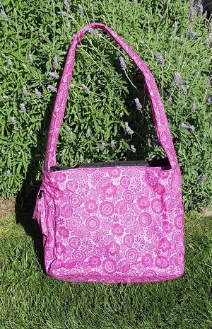 Bee Creative Bag Pink Pop