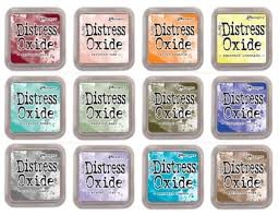 CLOSEOUT DEAL - Tim Holtz Distress Oxide Ink Set #3 - 12 Pad Bundle