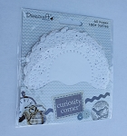 Paper Lace Doilies 40 pc