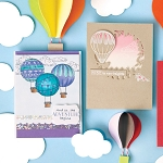 Stamp Set Sky's the Limit Balloons
