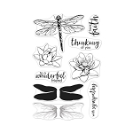 Color Layering Stamp Set Dragonflies