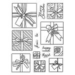Gifts Stamp Set 6