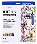 ABT PRO Alcohol Markers Basic 12 pc