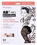 ABT PRO Alcohol Markers People 12pk