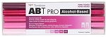 ABT PRO Alcohol Markers Pink Tones 5pk