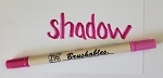 Zig Brushables Pink Shadow Marker