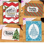New Christmas Clear Stamp Bundle
