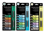 Spectrum Noir TriBlend 18 Markers Woodland - Coastal - Natural
