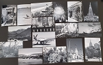 16 Black & White Photo Tinting Practice & Card Making Pack
