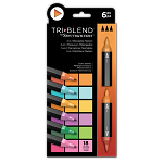 TriBlend 3-in-1 Marker 6 Exotic Blends