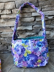 Bee Creative Bag Violet Floral