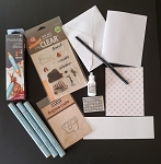 Waffle Card Craft Along Kit Deluxe