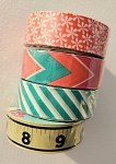 Washi Tape Bundle #2 - 4 Rolls